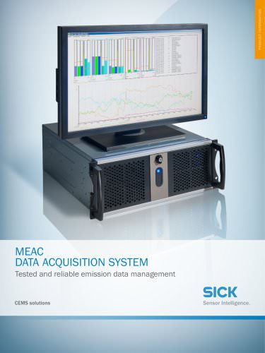 MEAC Data Acquisition System CEMS solutions