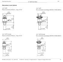PET Pressure transmitter - 15