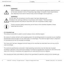 PET Pressure transmitter - 6