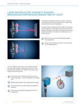Photoelectric laser sensors - 8