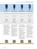 Photoelectric sensors - 13