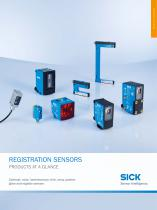 Registration Sensors - 1