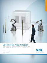 Safe Robotics Area Protection - 1
