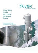 Automatic Backwash filters - FTAUR (GRP/SS, CS) - 1