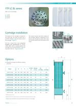 LC BL filters - 3