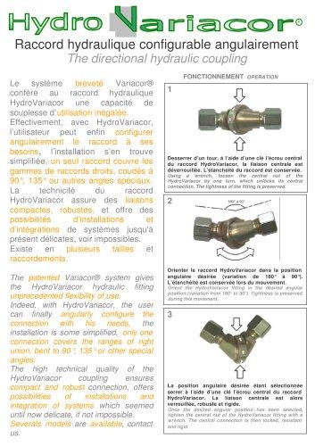 HydroVariacor, presentation