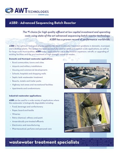 ASBR Brochure