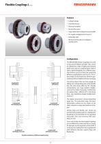 Flexible Couplings L RINGSPANN