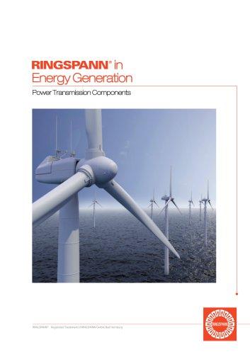 RINGSPANN : Power Transmission Components