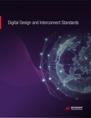 Digital Design and Interconnect Standards