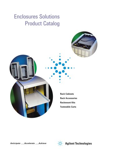 Enclosures Solutions Product Catalog
