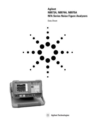 N8973A Noise Figure Analyzer 10 MHz to 3 GHz