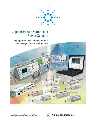 Power Meters and Power Sensors