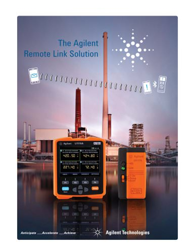 The Agilent Remote Link Solution