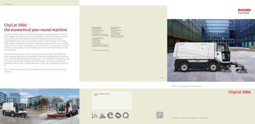 Leaflet CityCat 5006