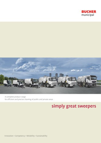 simply great sweepers