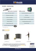 MIVI sensor and 9200 transmitter