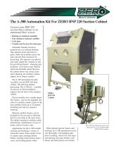 The A-300 Automation Kit For ZERO BNP 220 Suction Cabinet