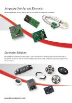 Modules & Specialty Switch Assemblies Catalog - 5