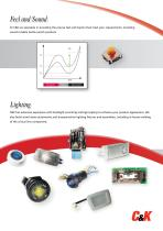 Modules & Specialty Switch Assemblies Catalog - 6