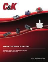 Switch Short Form Catalog - 1