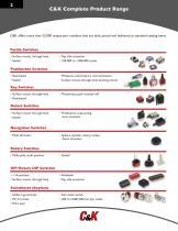 Switch Short Form Catalog - 2