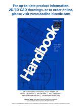 Bodine Electric Handbook