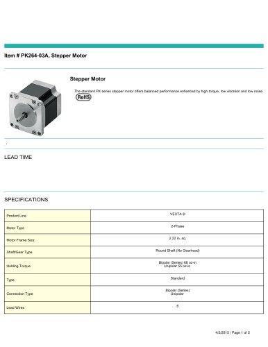 PK264-03A,_StepperMotor