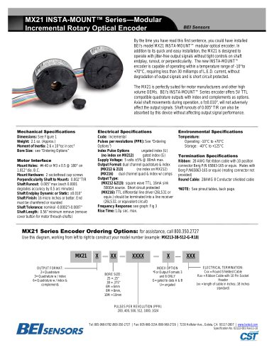 Rotary-incremental-encoder
