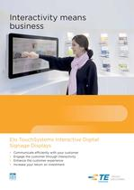 Interactive Digital Signage (IDS)