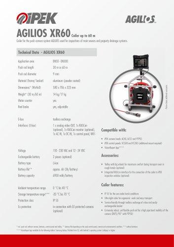 AGILIOS XR60