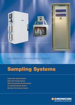 Single Point Gas Sampling System