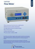 FCO732 - Laminar Flowmeter