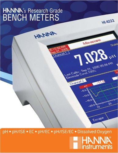 HANNA Instruments HI42XX series