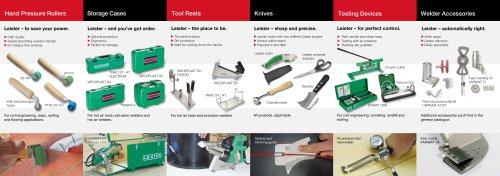 accessories Plastic Welding