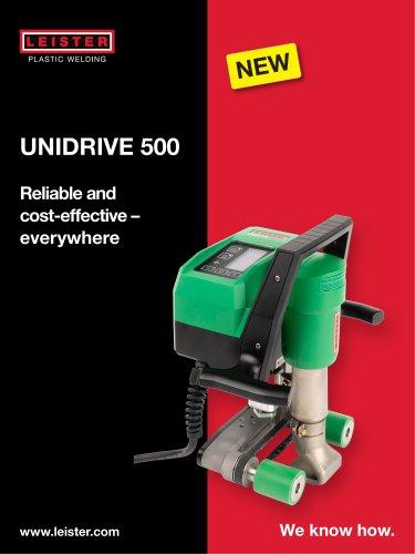 Automatic welder UNIDRIVE 500
