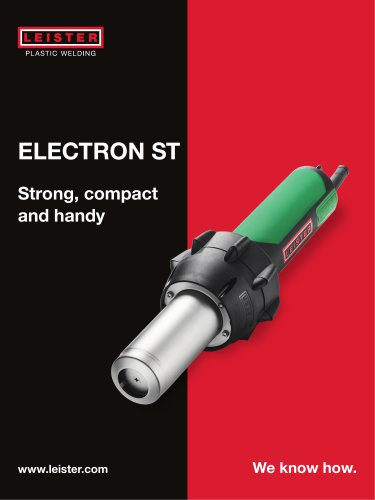 Hot-air hand tool ELECTRON ST