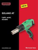Hot-air hand tool SOLANO AT