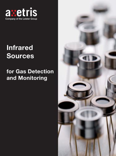 Infrared Sources for for Gas Detection and Monitoring