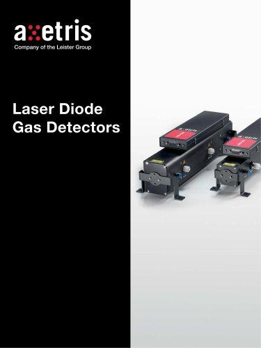 Laser Diode Gas Detectors