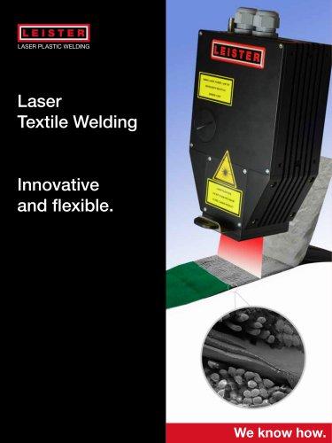 Laser Textile Welding