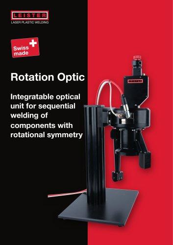 Rotation welding ROTATION OPTIC