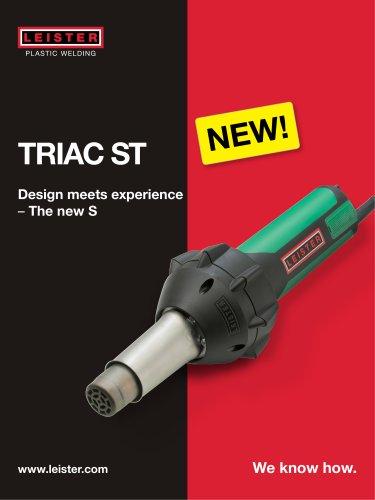 Triac ST, the new S