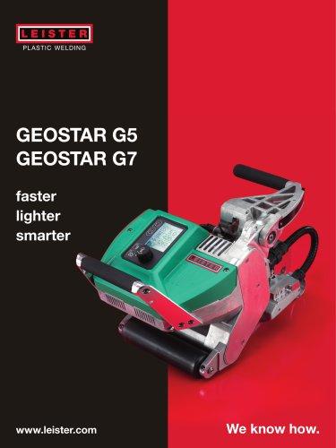 Wedge welder GEOSTAR G5/G7