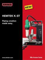 Welding Machine HEMTEK K-ST