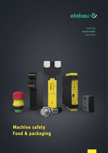 machine safety - food & packaging