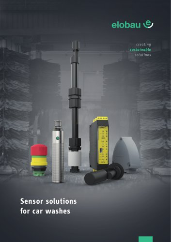 sensor solutions for car washes