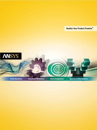 Ansys brochure