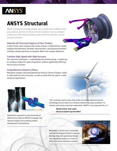 ANSYS Structural