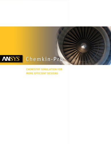 Chemkin-Pro